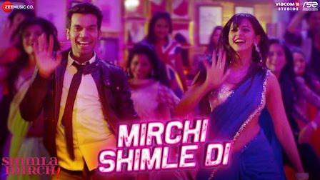 Mirchi Shimle Di Lyrics Shimla Mirch