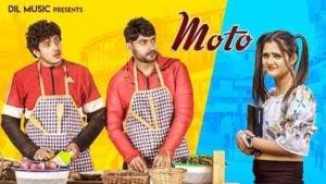Moto Lyrics Diler Kharkiya | Ajay Hooda