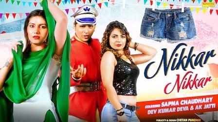 Nikkar Nikkar Lyrics Dev Kumar Deva | Sapna Choudhary