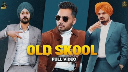 Old Skool Lyrics Prem Dhillon | Sidhu Moose Wala