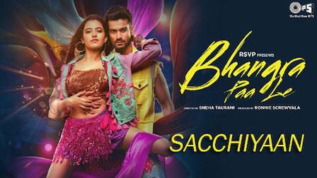Sacchiyaan Lyrics Bhangra Paa Le