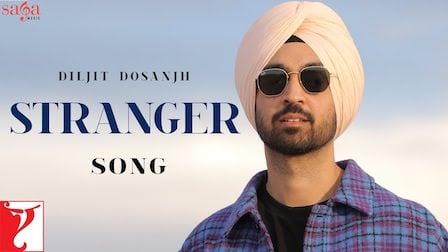 Stranger Lyrics Diljit Dosanjh x Simar Kaur