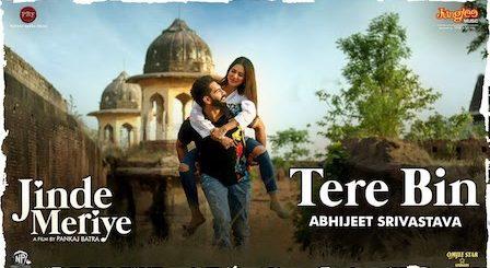 Tere Bin Lyrics Jinde Meriye   Parmish Verma