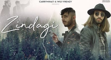 Zindagi Lyrics Carryminati (Ajey Nagar)