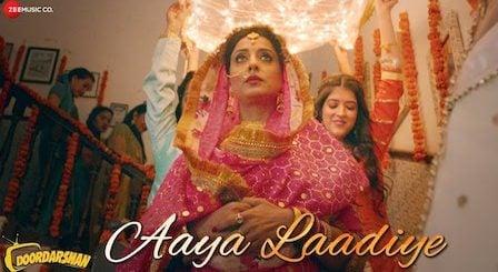 Aaya Laadiye Lyrics Doordarshan | Jyotica Tangri
