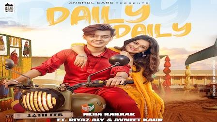 Daily Daily Lyrics Neha Kakkar