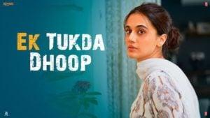 Ek Tukda Dhoop Lyrics Thappad | Taapsee Pannu