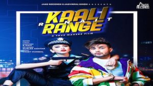Kaali Range Lyrics R Nait