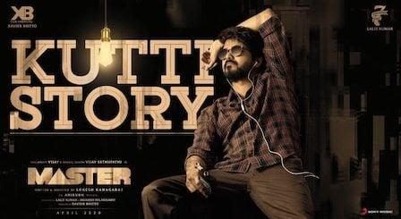 Kutti Story Lyrics Master | Thalapathy Vijay