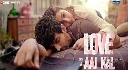 Dhak Dhak Lyrics Love Aaj Kal