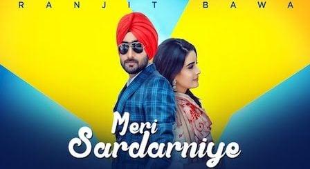 Meri Sardarniye Lyrics Ranjit Bawa