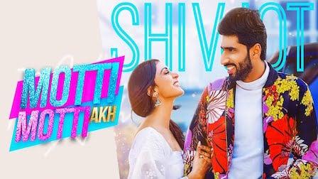 Motti Motti Akh Lyrics Shivjot | Gurlez Akhtar