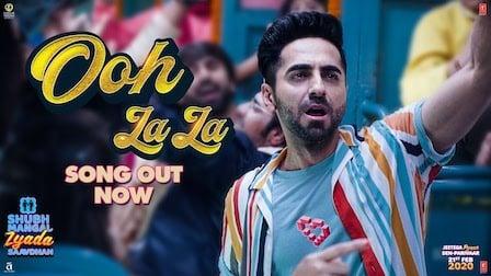 Ooh La La Lyrics Shubh Mangal Zyada Saavdhan