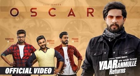 Oscar Lyrics Singga | Yaar Anmulle Returns