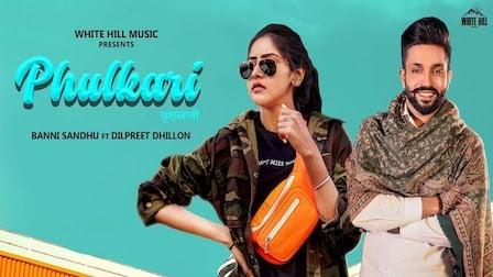 Phulkari Lyrics Baani Sandhu | Dilpreet Dhillon