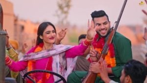 Sham Da Laara Lyrics Gur Sidhu | Neha Malik