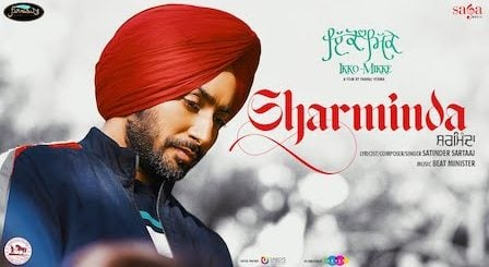 Sharminda Lyrics Satinder Sartaaj | Ikko Mikke