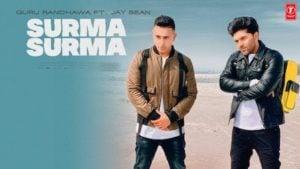 Surma Surma Lyrics Guru Randhawa x Jay Sean