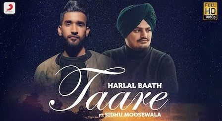 Taare Lyrics Harlal Batth x Sidhu Moosewala