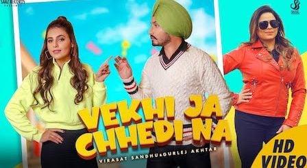 Vekhi Ja Chhedi Na Lyrics Virasat Sandhu