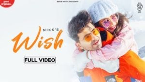 Wish Lyrics Nikk