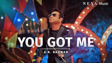 You Got Me Lyrics A.R. Rahman