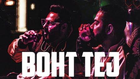 Boht Tej Lyrics Badshah | Fotty Seven