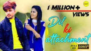 Dil Ki Attachment Lyrics Vipin Foji