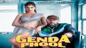 Genda Phool Lyrics Badshah