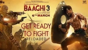 Get Ready To Fight Reloaded Lyrics Baaghi 3
