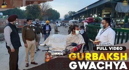 Gwacheya Gurbakash Lyrics Sidhu Moose Wala | R Nait