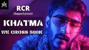 Khatma Lyrics RCR