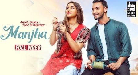 Manjha Lyrics Vishal Mishra
