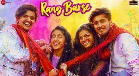 Rang Barse Lyrics Mamta Sharma x Shaan