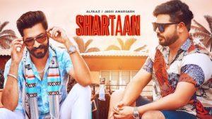 Shartaan Lyrics Alfaaz | Jaggi Amargarh