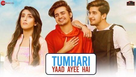 Tumhari Yaad Ayee Hai Lyrics Goldie Sohel   Palak Muchchal