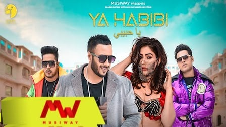 Ya Habibi Lyrics Ash King | Jyotica Tangri