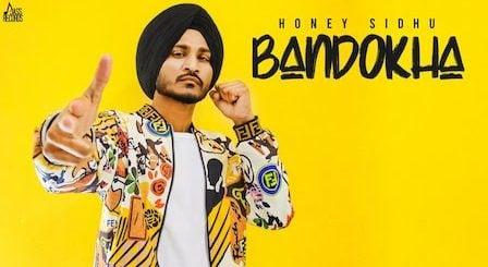 Bandokha Lyrics Honey Sidhu