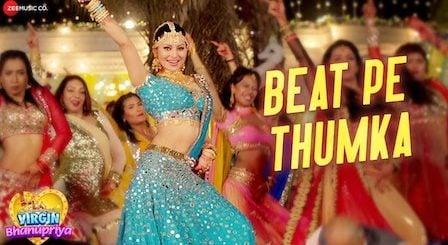 Beat Pe Thumka Lyrics Virgin Bhanupriya | Jyotica Tangri