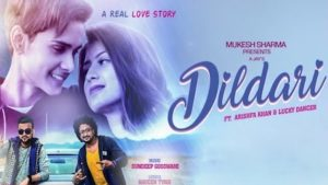 Dildari Lyrics A Jay | Arishfa Khan x Lucky Dancer