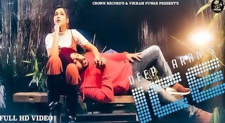 Ice Lyrics Deep Karan | Nisha Pameh