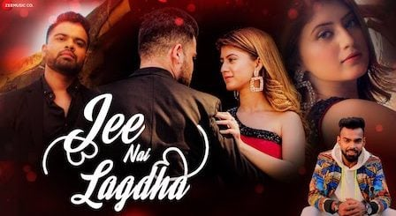 Jee Nai Lagdha Lyrics Abhiman Chatterjee | Arishfa Khan