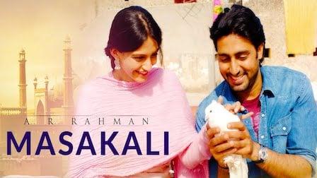 Masakali Lyrics Delhi 6 | Mohit Chauhan