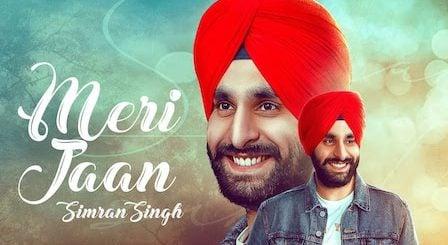 Meri Jaan Lyrics Simran Singh | Ranjit Kaur