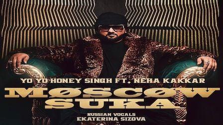 Moscow Mashuka Lyrics Yo Yo Honey Singh | Neha Kakkar