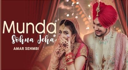 Munda Sohna Jeha Lyrics Amar Sehmbi