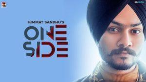 One Side Lyrics Himmat Sandhu