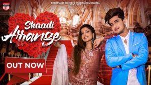 Shaadi Arrange Lyrics Kay J x Stk | Bhavin Bhanushali