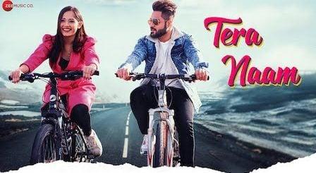 Tera Naam Lyrics Raman Kapoor   Jannat Zubair