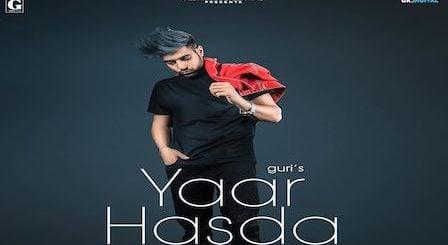 Yaar Hasda Lyrics Guri